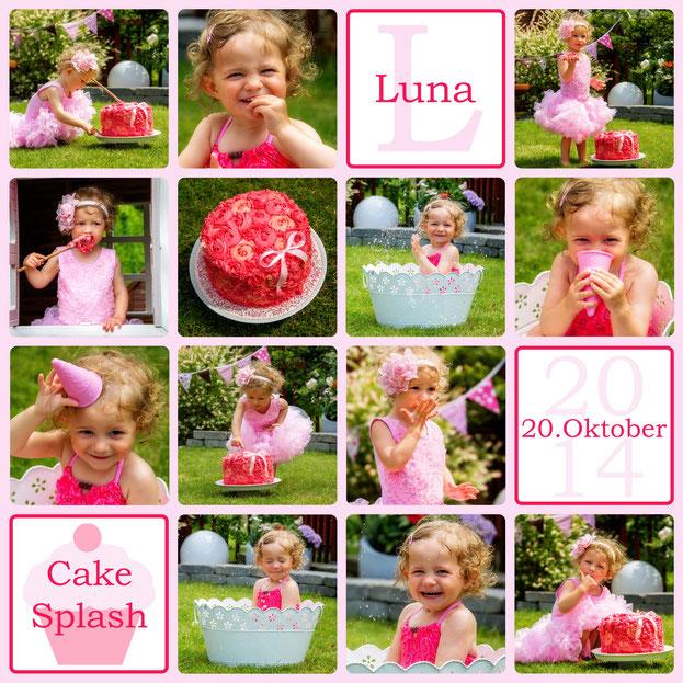 Cake Splash, Luna, 20 Monate alt