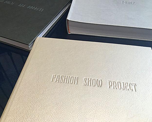 Tesi laurea moda - legatoria conti borbone