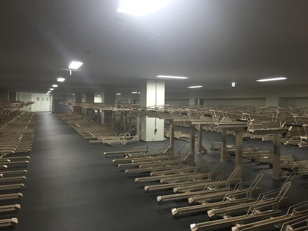 ザ・パークハウス晴海タワーズ  ティアロレジデンス/駐輪場