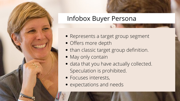 Infobox Buyer Persona definition and criteria