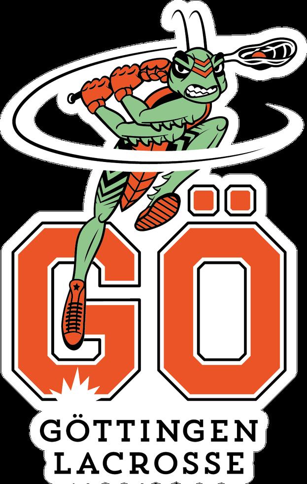 Maskottchen Sympathiefigur Göttingen Lacrosse