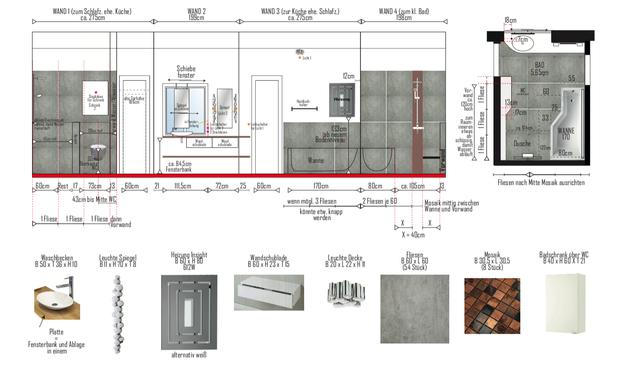 Raumplanung-Innenarchitekt-Farbdesign-Materialkonzept-Interiordesign-Möblierung-Badezimmer