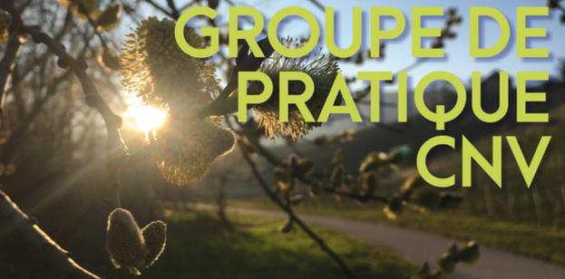 groupe de pratique CNV à Genève Meyrin
