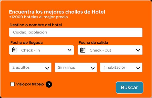 Hotel al mejor precio, chollos, hotel barato, ofertas, buscador de hoteles