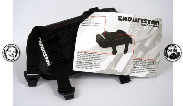 Fenderbag Kotflügeltasche von Enduristan