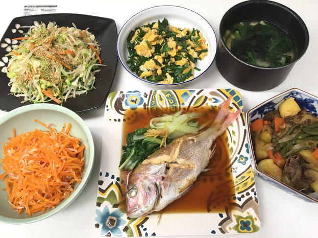 家事代行,大阪,料理