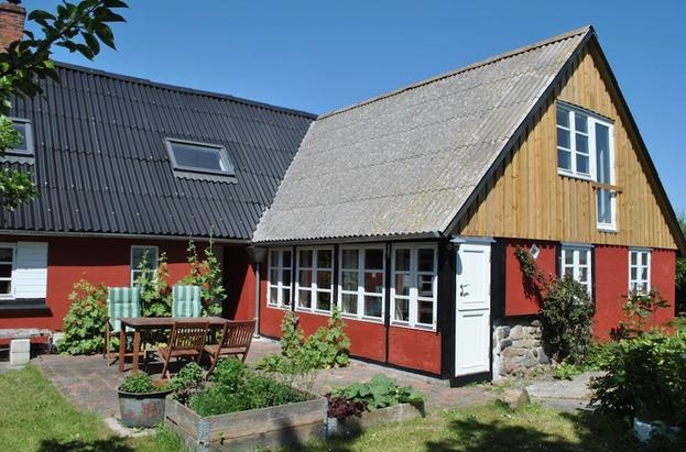 Das Haus in Ballen auf Samsø