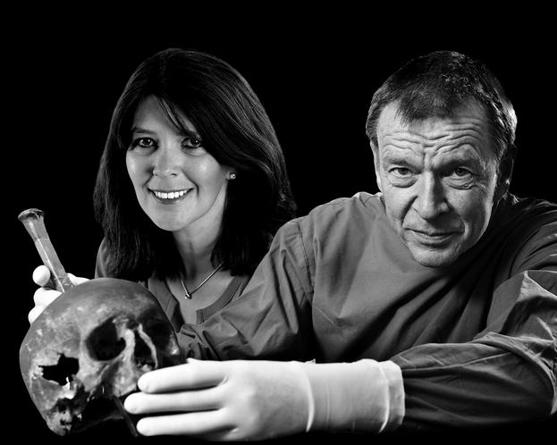 Bettina Mittelacher und Klaus Püschel – Hamburger Krimifestival 2018