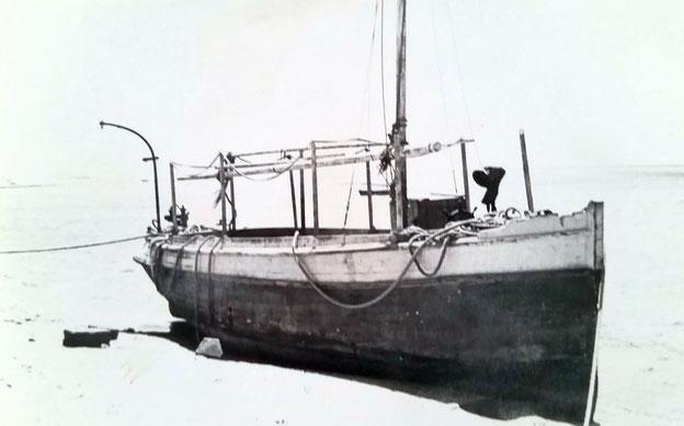 Auf diesem Boot lebten 12 Tage lang 8 Taucher und 2 Ägypter vor den Brothers Islands.