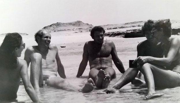 Sinai-Safari 1972