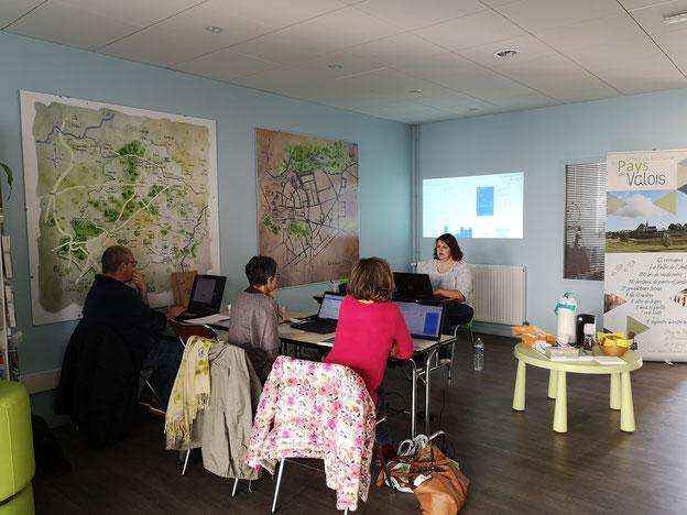 Atelier numérique consacré à Google Analytics
