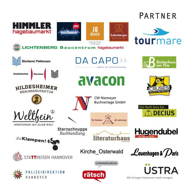 Partner Krimifest Hannover 2015