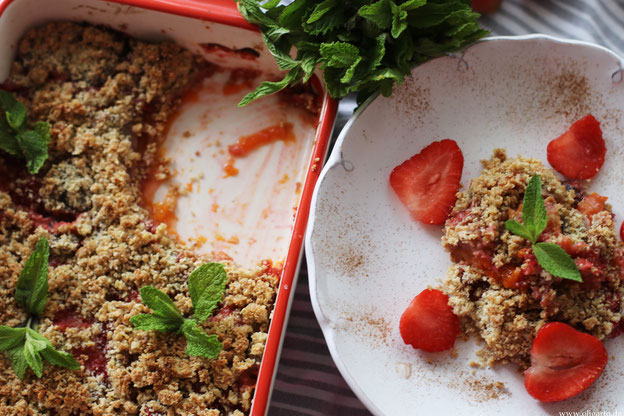 Glutenfree Crumble Sugarfree Dairyfree Oligarto Recipes