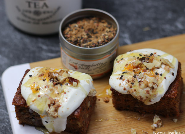 Teekuchen Oligarto Rezepte Backen Blogzine