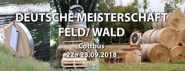 Der BSV Merkwitz 1997 e.V. bei den Deutschen Meisterschaften Feld/ Wald 2018 in Cottbus