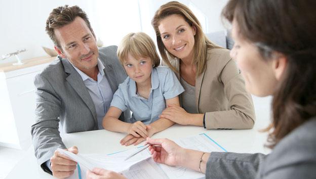 In der Elternberatung beziehen wir Sie mit ein  ©goodluz/123rf