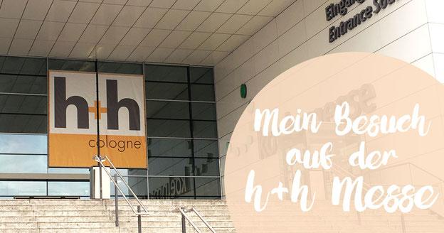 Besuch h+h Messe Köln Neuigkeiten Handarbeit DIY omniview blog