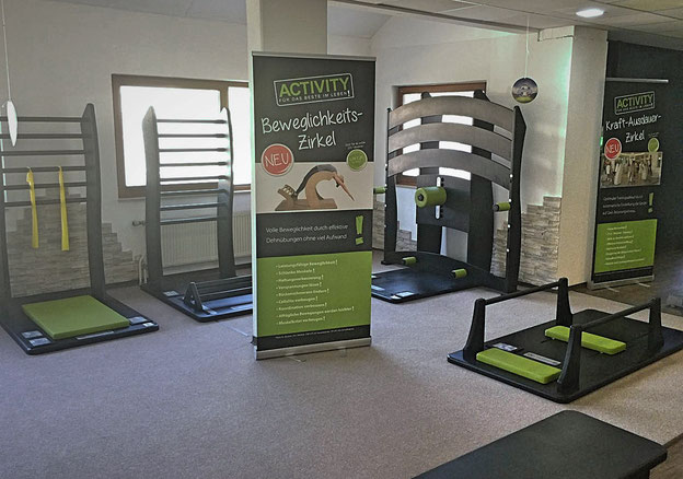 Fitnessstudio Germersheim im Activity