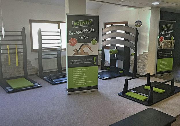 Fitnessstudio Germersheim im Activity
