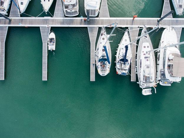 Porto Lindau - Ihr Yachtcharterspezialist am Bodensee