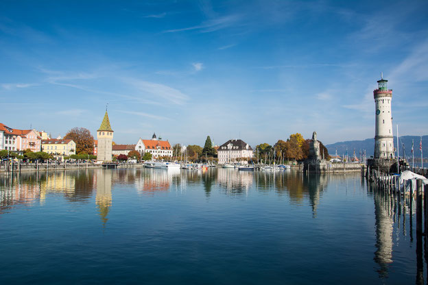 Porto Lindau Yachtservice am Bodensee