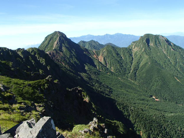 日本百名山 登山 ガイド