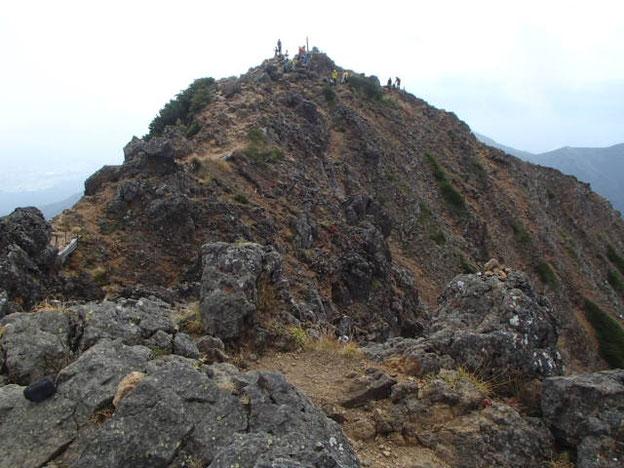 赤岳 登山 日帰り ガイド