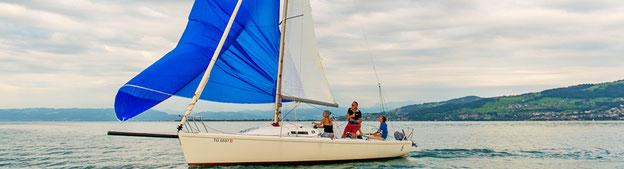 Segelbootschule Arbon, Segelbootschule Bodensee