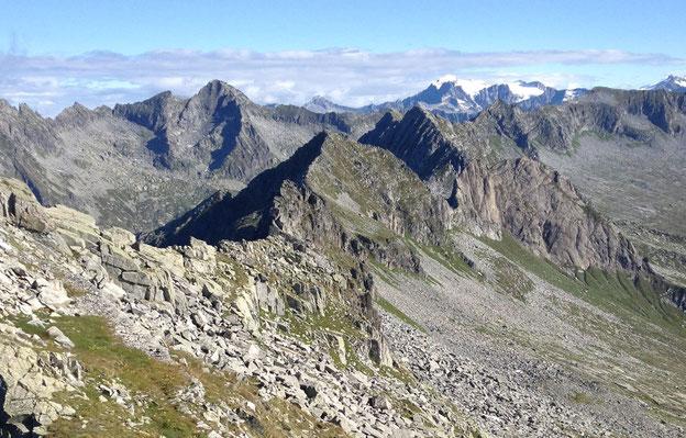 Vista dal Monte Listino (m 2749)