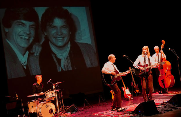 The Wieners Play The Everly Brothers - foto: Gerrit Groeneveld, Brabants Dagblad