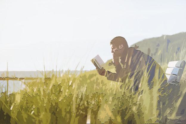 Choisis un moment et un lieu propice pour lire