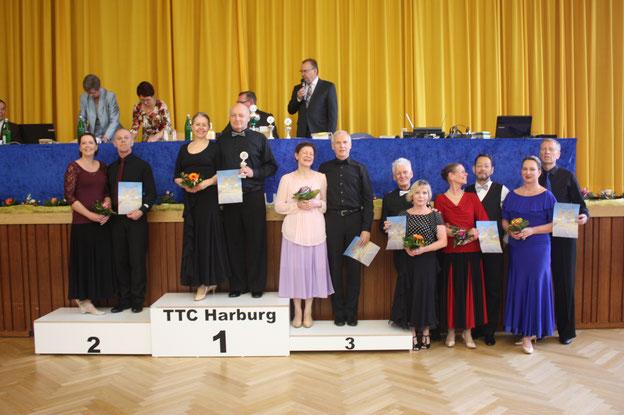 Hädrichpokal 2016 - Senioren III D