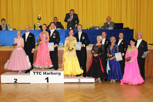 Hädrichpokal 2016 - Senioren III S