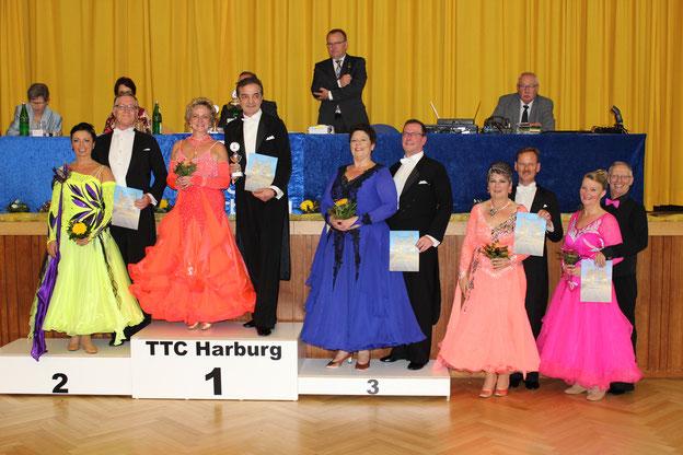 Hädrichpokal 2016 - Senioren III B