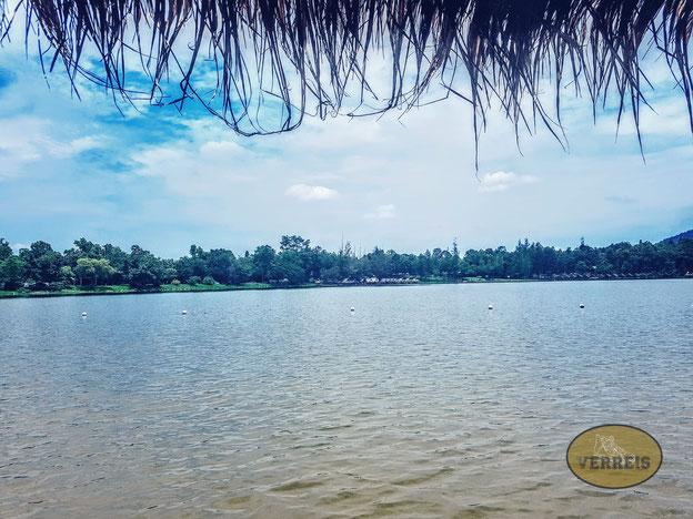 Huay Tung Tao Lake Chiang Mai