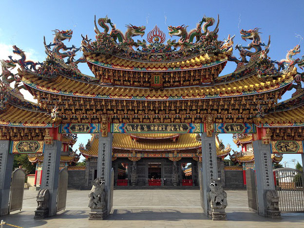 埼玉の台湾・聖天宮