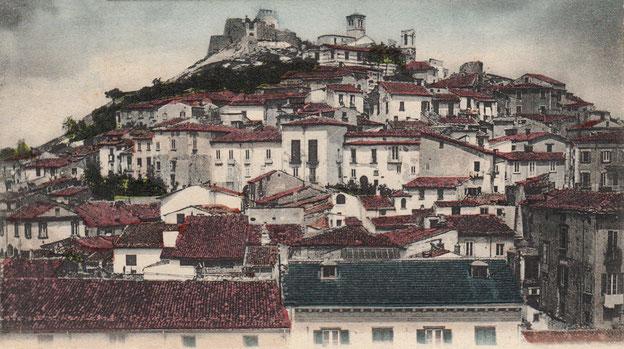 Veduta del Monte di Campobasso