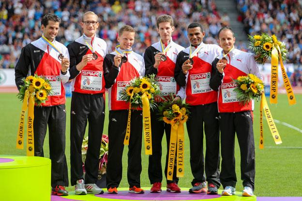 Marathon-Team Männer