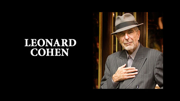 Foto: The Official Leonard Cohen Site