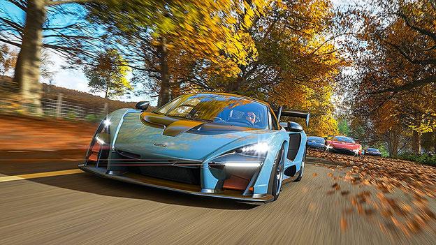 Beste PC Spiele: Forza Horizon 4