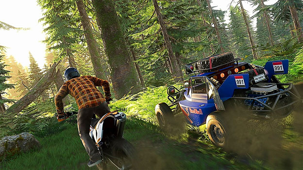 The Crew 2: Offroad-Rennen