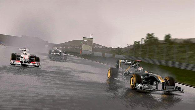 Formel 1 Spiele: F1 2011
