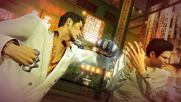 Beste PS4-Spiele 2017: Yakuza 0