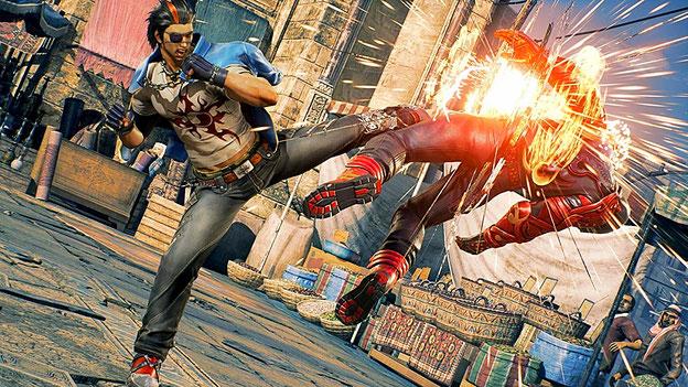 """Beste PC-Spiele 2017: """"Tekken 7"""""""