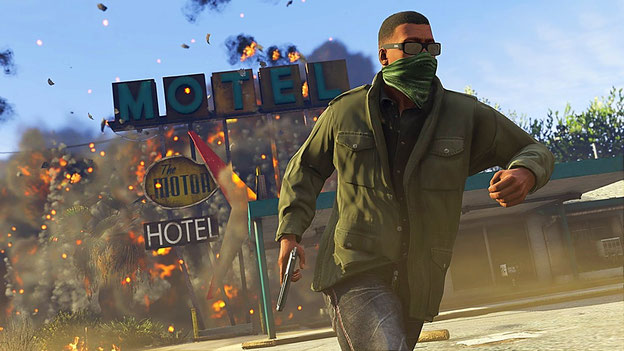 Beste PS4 Spiele: Grand Theft Auto 5