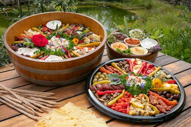 Olivetas Oliven Käse und mehr