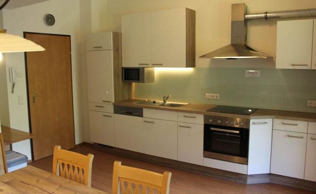 Küche Chalet Rehlein Grossarl