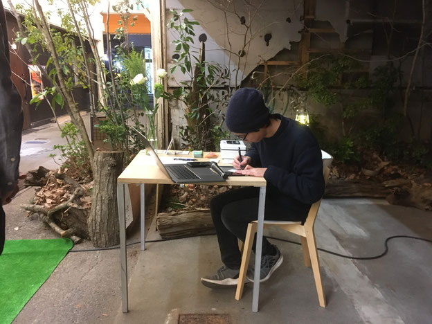 co-saten シンコープラザ アーケード 武田屋作庭店 五井 市原市 森