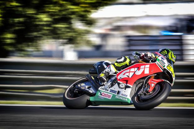 Marco Serena Photograpjer Honda HRC MotoGP crutchlow lcr