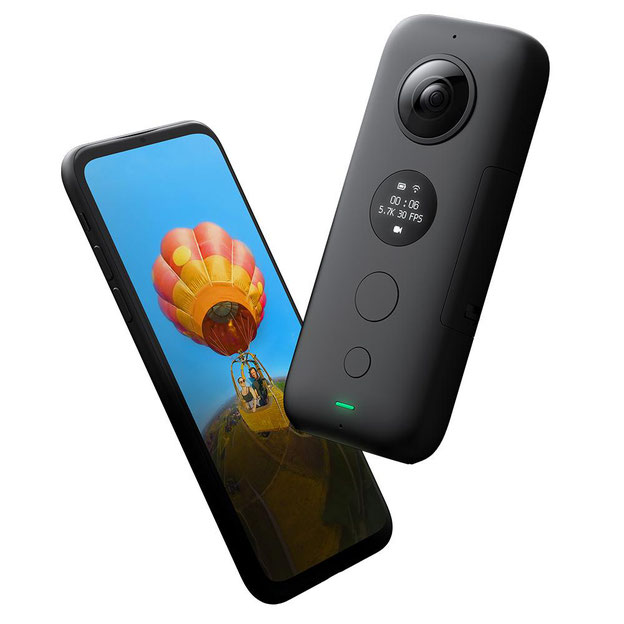 Insta360 One X Wifi setting problem solving MarcoSerena Photographer
